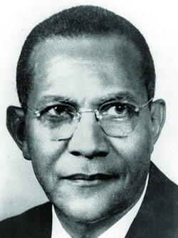 Dr. Charles Gomillion