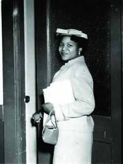 Autherine Lucy Foster
