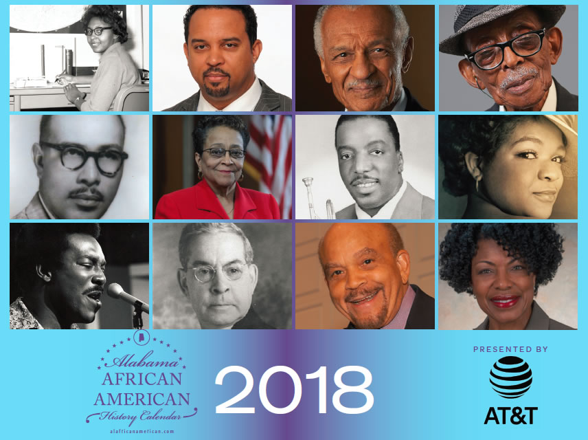 2018 Alabama African American History cover