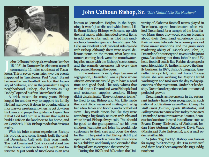 John Bishop, Sr.
