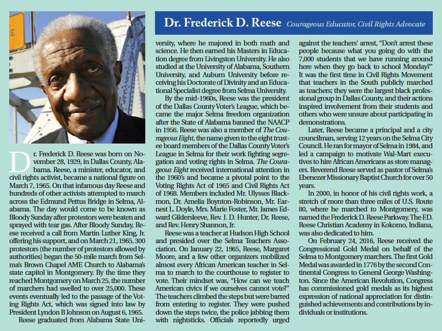 Dr. Fred Reese