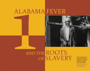 Chapter 1-Alabama Fever and the Roots of Slavery