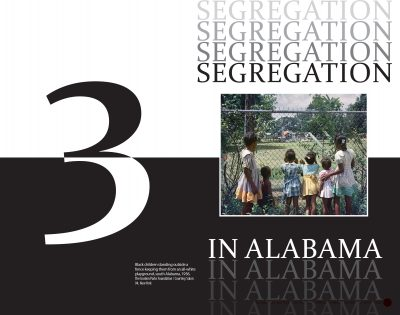 Segregation in Alabama
