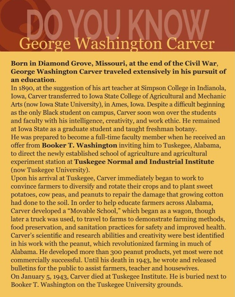 George-Washington-Carver-text