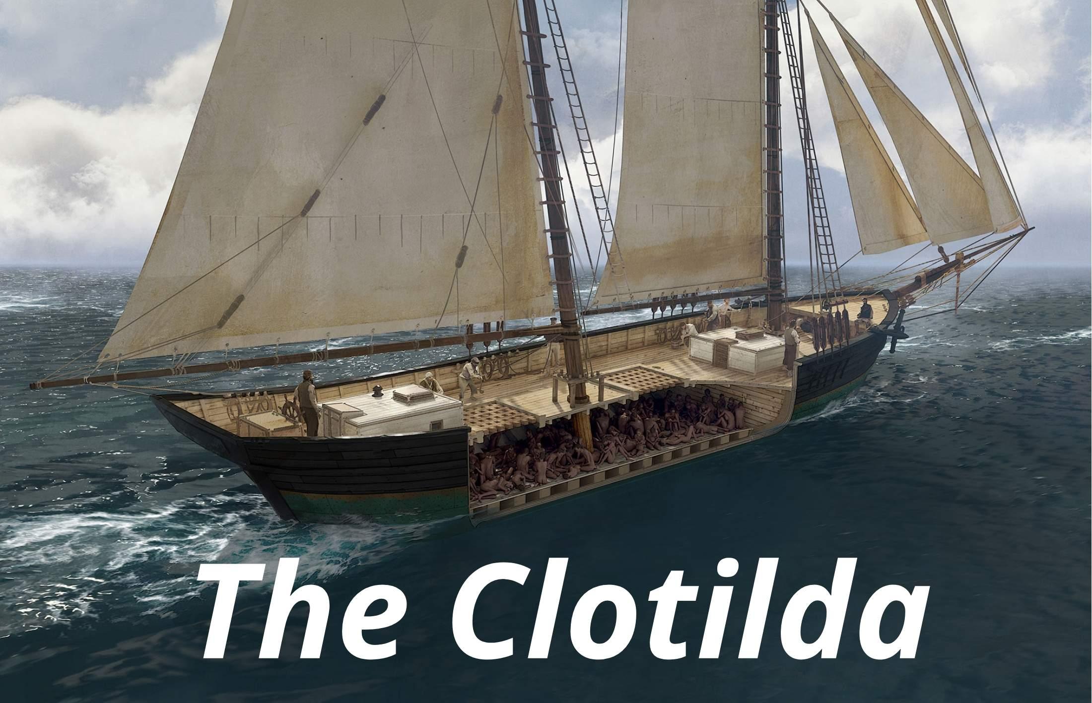 The Clotilda
