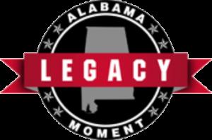 Alabama Legacy Moment badge