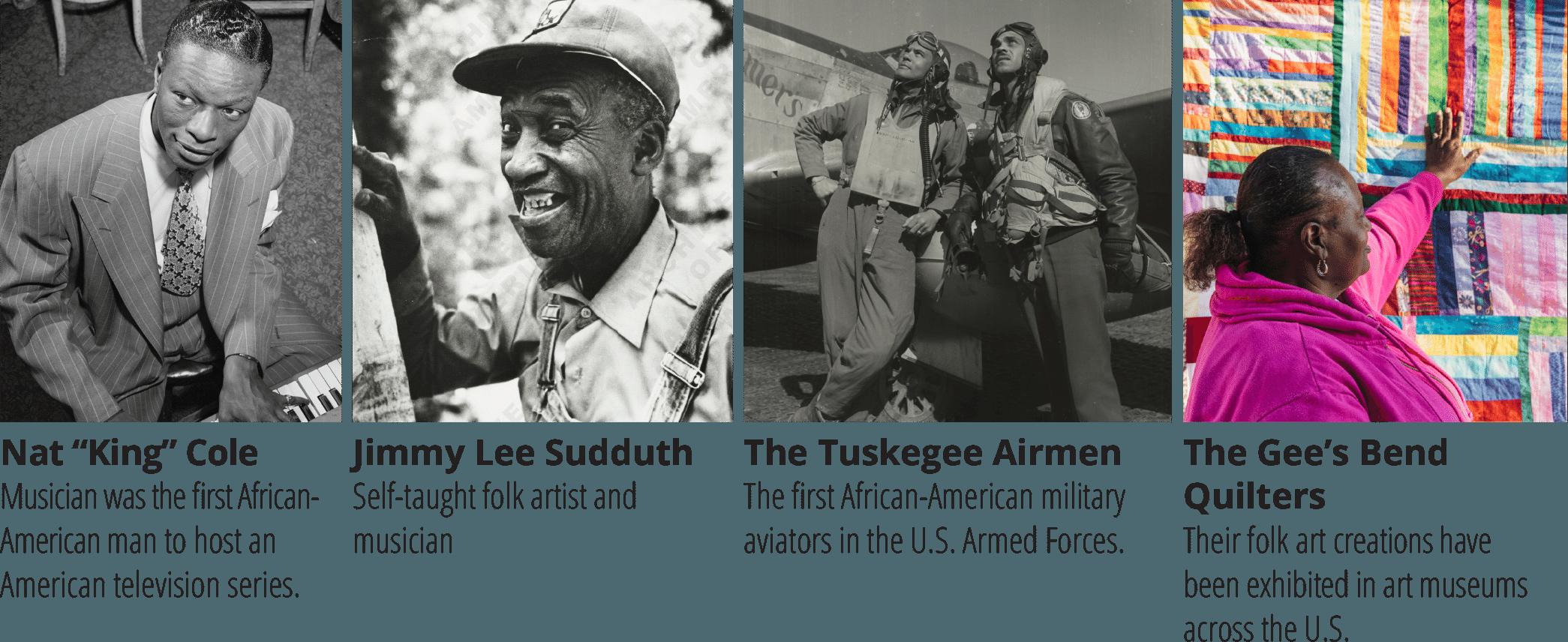 Notable Alabamians