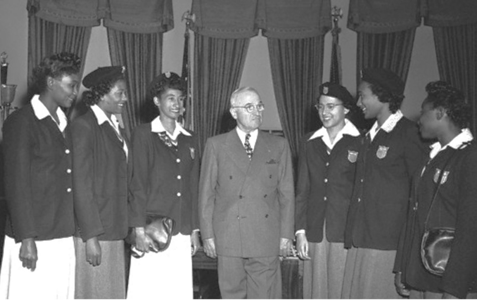 Truman and Olympians