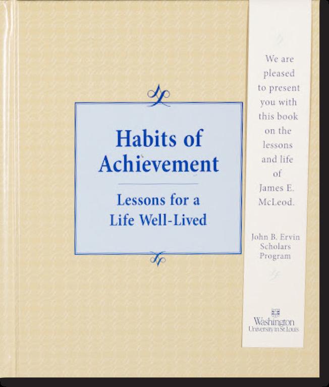 Habits of Achievement